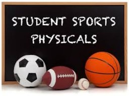 Athletic Physicals Now Valid for 13 Months!