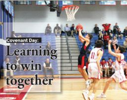Covenant Day Basketball Learning to Win Together
