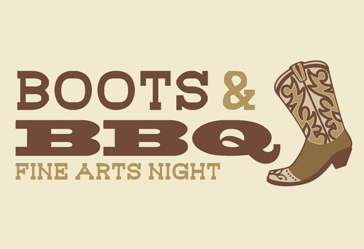 Boots & BBQ Fine Arts Night