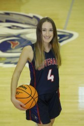 Viktoria McCue to Play in All-Star Basketball Game